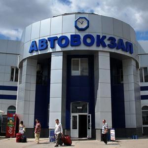 Автовокзалы Зеленоградска