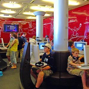Интернет-кафе Зеленоградска