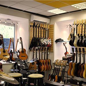 Музыкальные магазины Зеленоградска