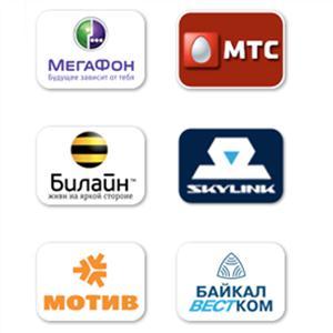 Операторы сотовой связи Зеленоградска